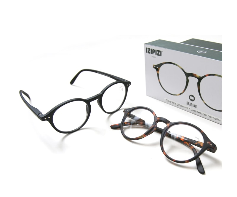 IZIPIZI イジピジ see concept シーコンセプト メガネ 眼鏡 老眼鏡 リーディンググラス #D クリアーレンズ