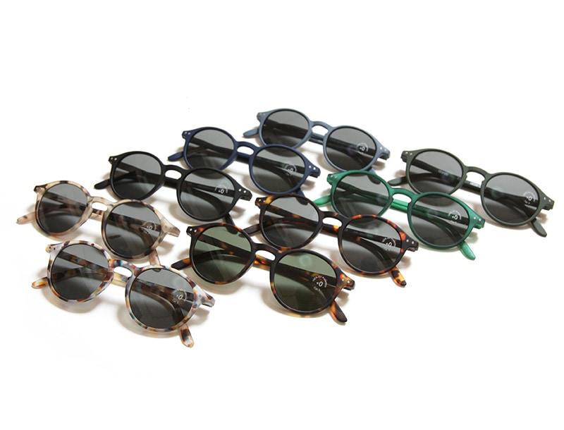 IZIPIZI イジピジ see concept シーコンセプト メガネ 眼鏡 サングラス #D グレーレンズ グリーンレンズ