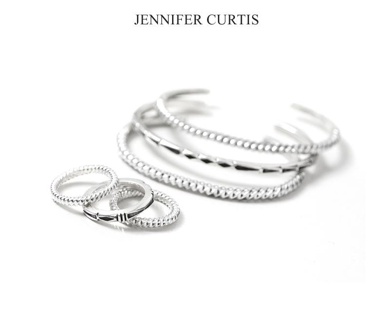 JENNIFER CURTIS ジェニファー カーティス 3連リング 3in1 Stack Ring ナバホ インディアンジュエリー