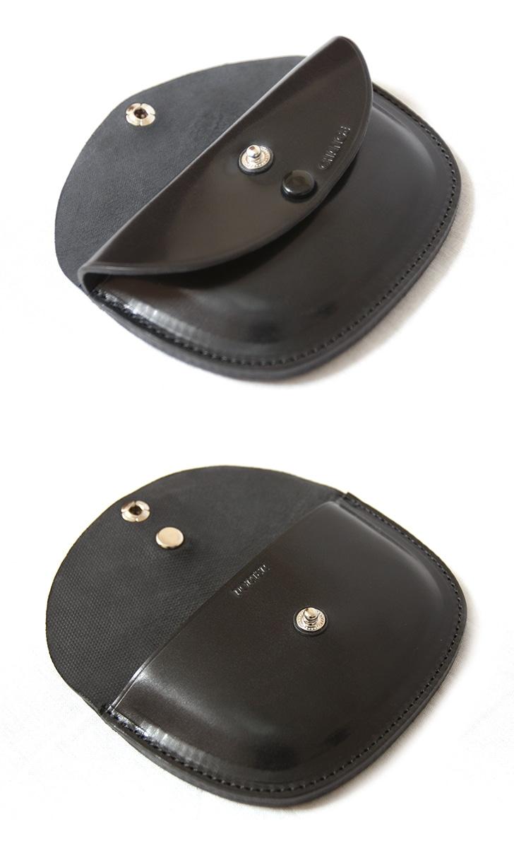 KAPTAIN SUNSHINE×PORTER Round Wallet Cordovan キャプテンサンシャイン×ポーター コードバン ダブルフラップウォレット KS9SGD08