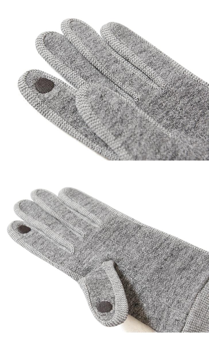 Kepani ケパニ ハナ HANA 手袋 グローブ スウェット KP1620MP レディース メンズ