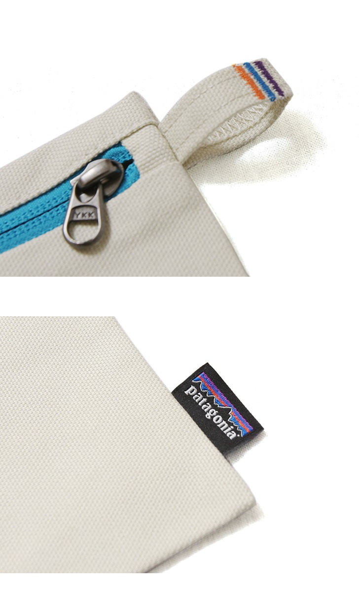 patagonia パタゴニア ジッパード・ポーチ Zippered Pouch 59290