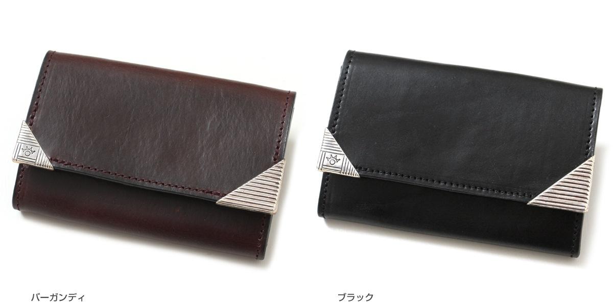 Tsunai Haiya ツナイハイヤ Diferenciado leather card holder type2 カードケース