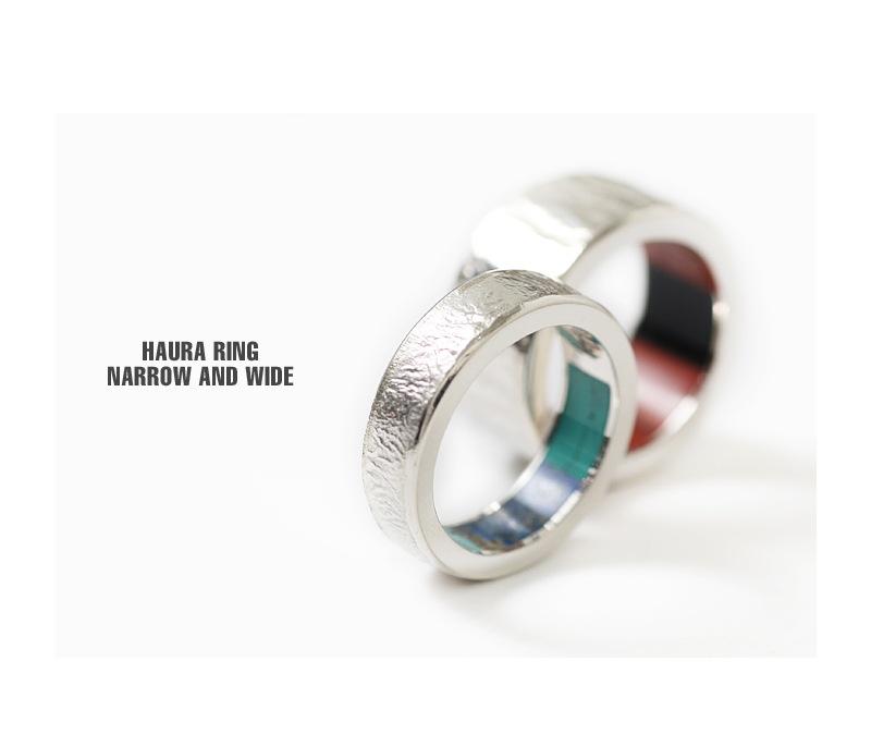 Tsunai Haiya ツナイハイヤ Haura Ring Wide ハウラ リング ナロー