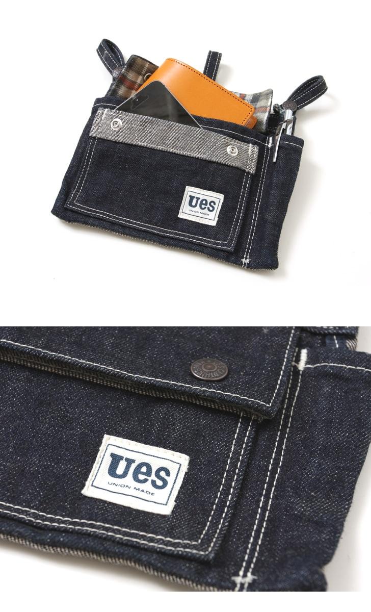 UES PP-5 ペン差し付き手帳ケース