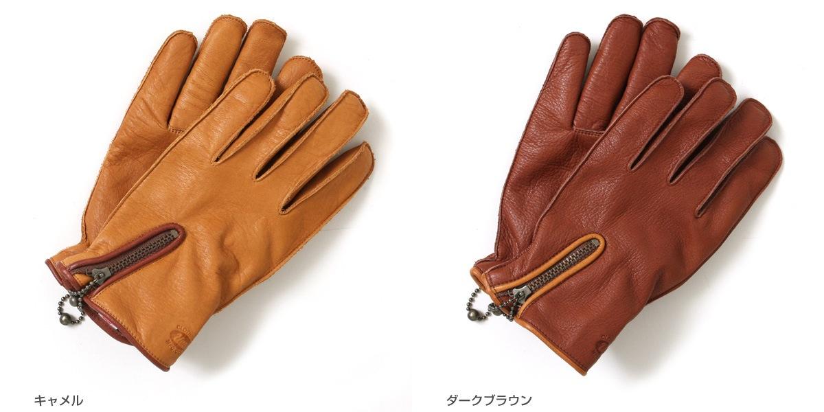 UES ウエス レザーグローブ 手袋 WG-1
