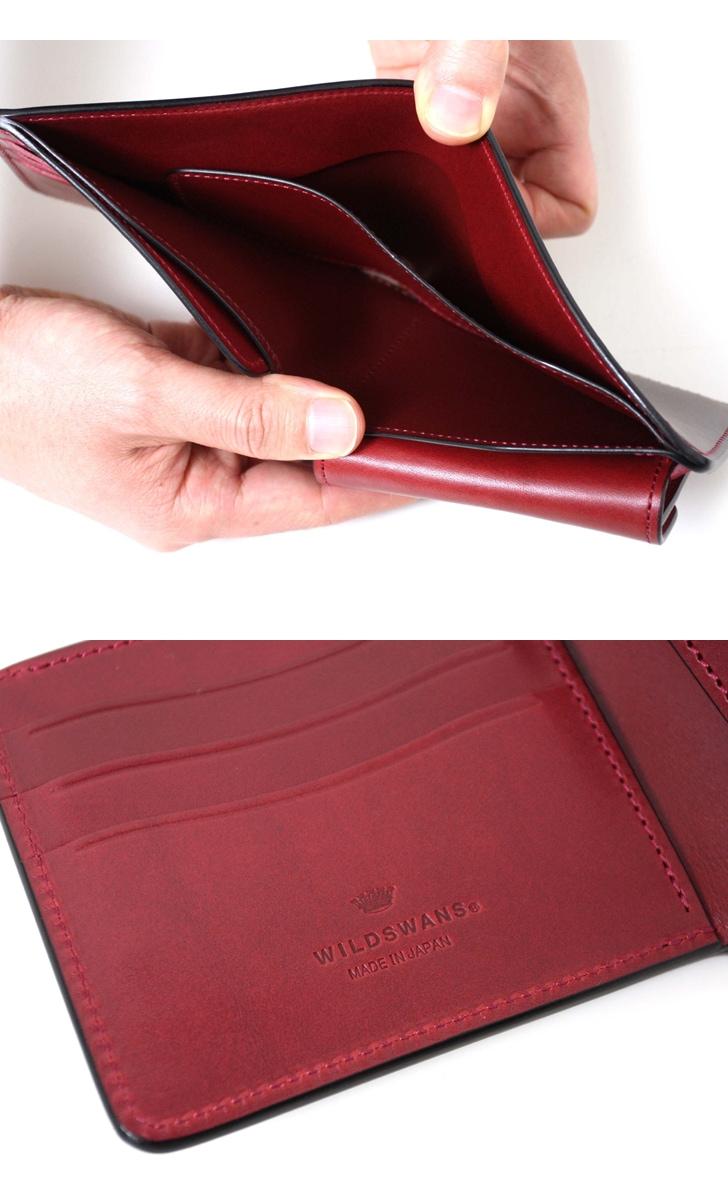 WILDSWANS ワイルドスワンズ GROUNDER グラウンダー 二つ折り財布 ウォレット