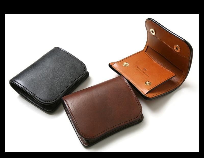 WILDSWANS ワイルドスワンズ PALM パーム フルグレイン ブライドルレザー ベイカー 財布 ウォレット