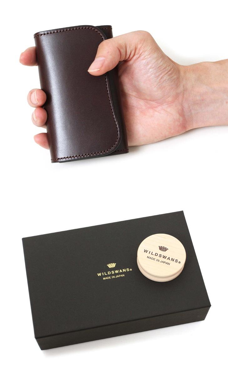WILDSWANS ワイルドスワンズ SURGE サージ 名刺入れ カードケース