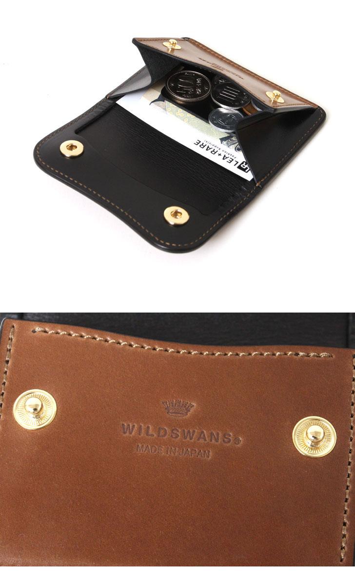 WILDSWANS ワイルドスワンズ TONGUE タング ホーウィン コードバン バーボン コインケース 小銭入れ 限定 別注