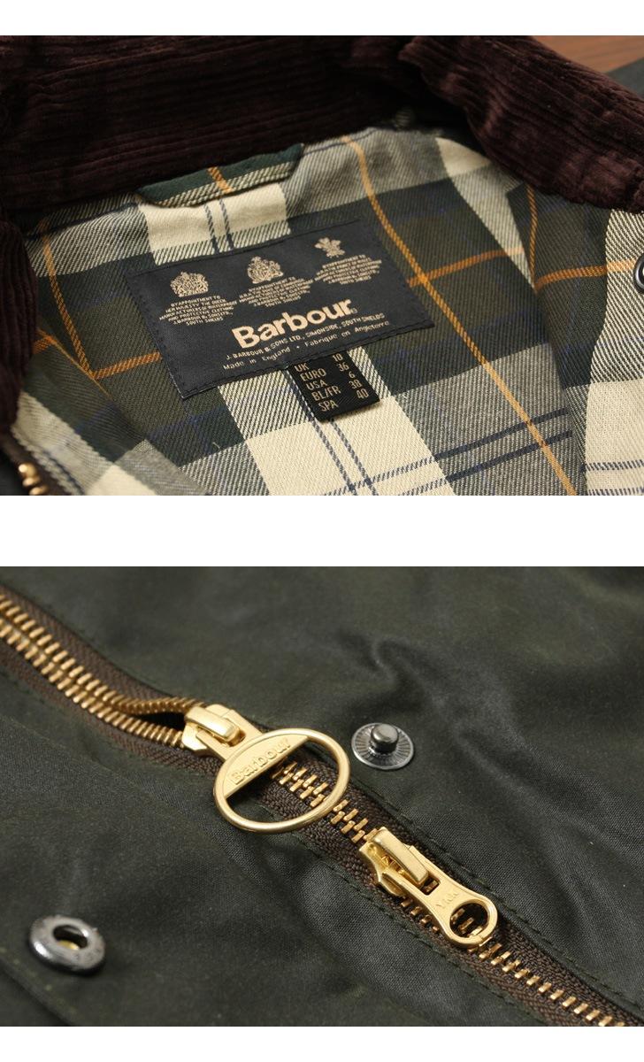 Barbour バブアー Bedale SL ビデイル スリムフィット レディース 国内正規品