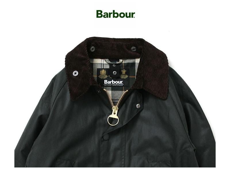 Barbour バブアー Bedale SL ビデイル スリムフィット メンズ MWX0318 国内正規品