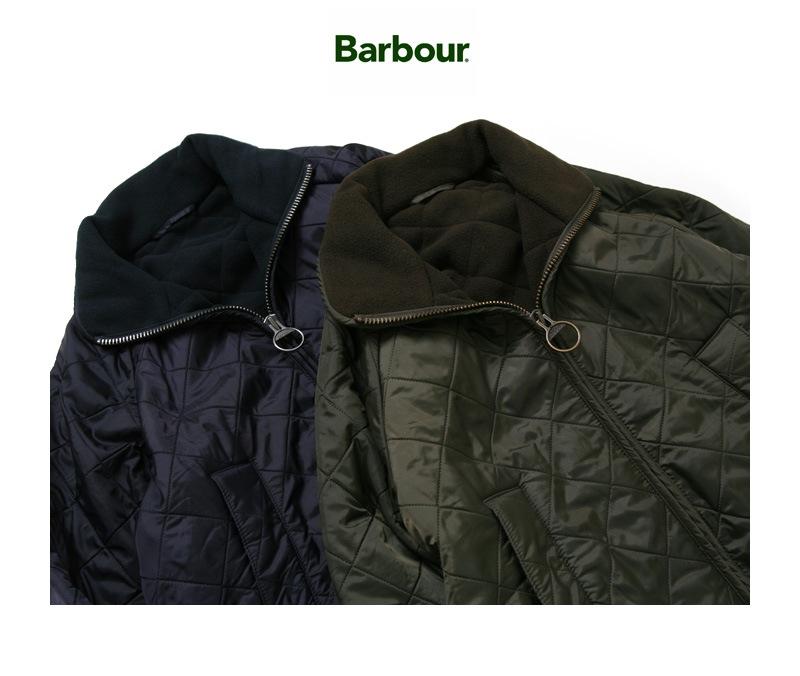 Barbour バブアー ポーラキルト SL スリムフィット MQU0563