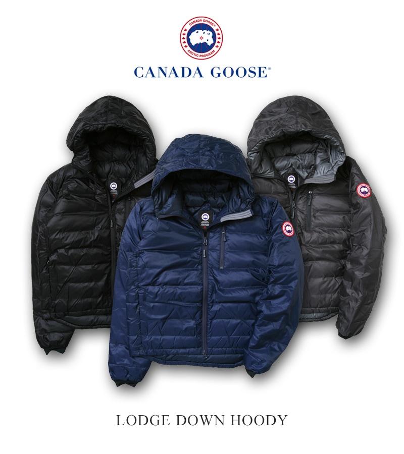 カナダグース ロッジダウンフーディ CANADA GOOSE LODGE DOWN HOODY メンズ 日本正規品