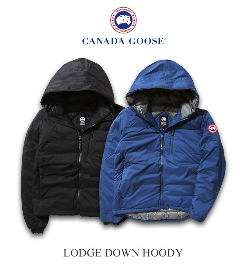 カナダグース ロッジフーディー CANADA GOOSE LODGE HOODY 5078M