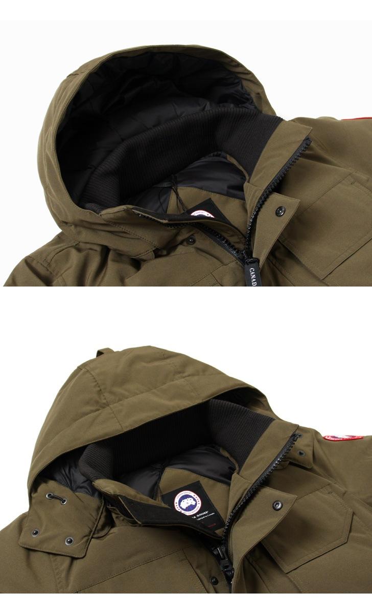 カナダグース メイトランド CANADA GOOSE MAITLAND メンズ ダウン ジャケット コート 日本正規品
