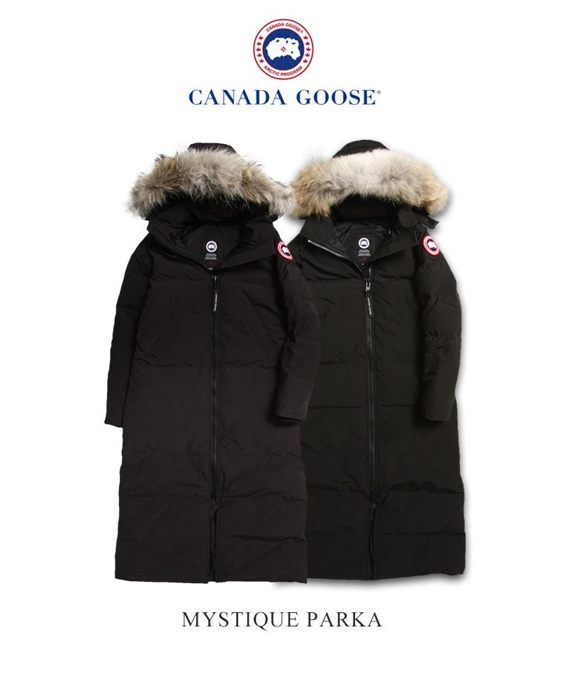 カナダグース ミスティークパーカ レディース CANADA GOOSE MYSTIQUE PARKA