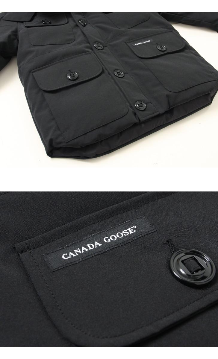 カナダグース ラッセル CANADA GOOSE RUSSELL メンズ ダウン コート ジャケット 日本正規品