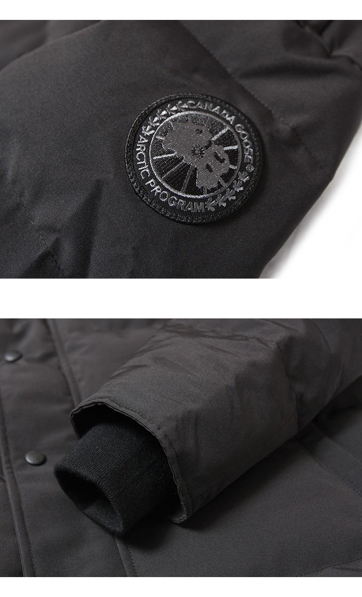 カナダグース ウィンダム ブラックディスク CANADA GOOSE WYNDHAM BLACK DISK メンズ 日本正規品