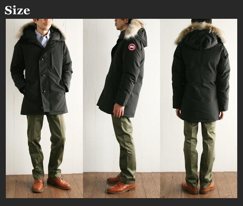 カナダのグースジャケット