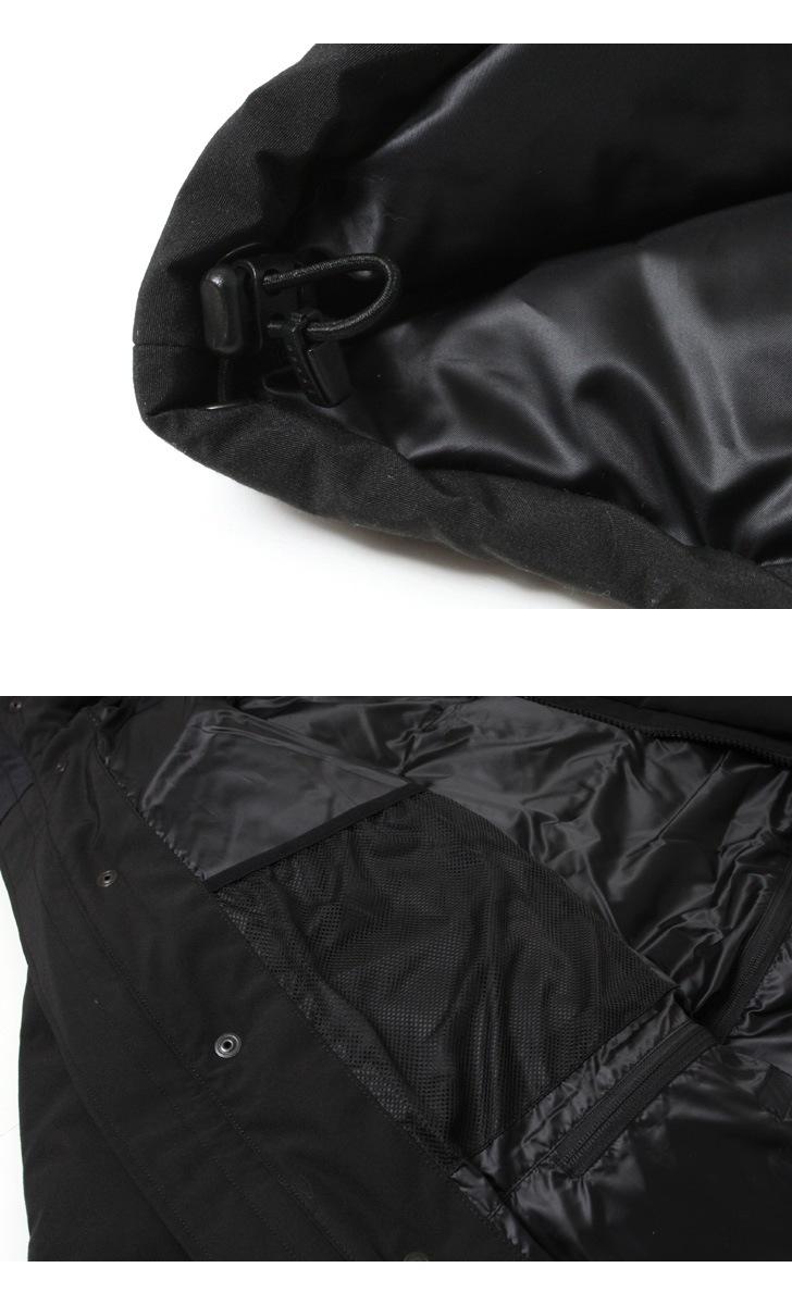 カナダグース エモリーパーカ ブラックディスク CANADA GOOSE EMORY PARKA BLACK DISK メンズ 日本正規品