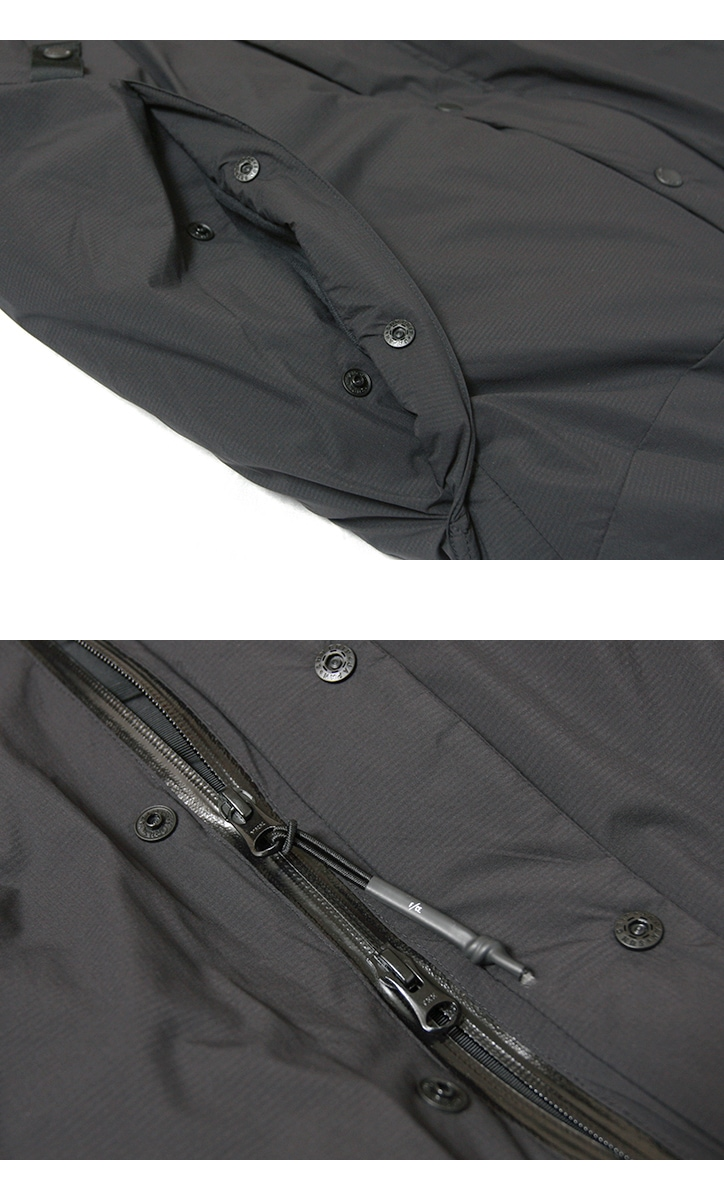 F/CE.×NANGA エフシーイー ナンガ FT CLIMB JK ダウンジャケット F1802NA0020