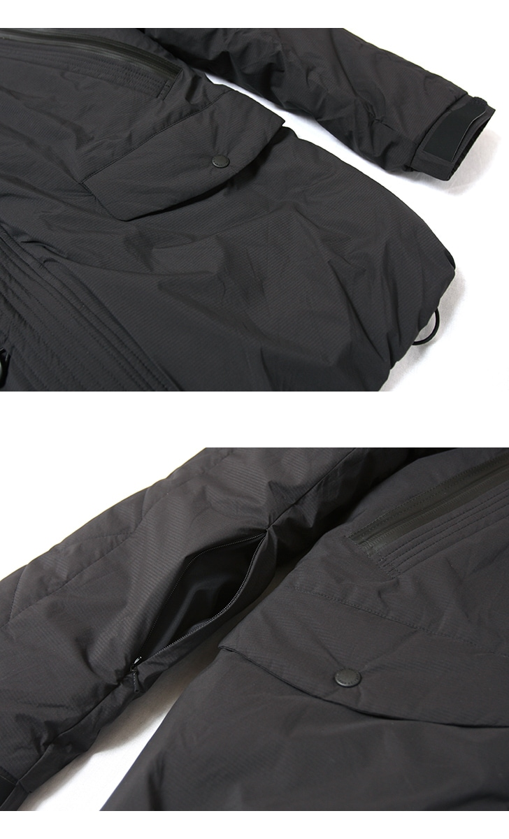 F/CE.×NANGA エフシーイー ナンガ FT N3B TYPE A JK ダウンジャケット F1802NA0022