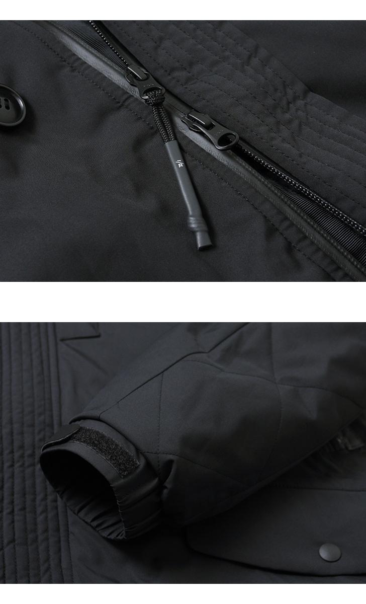 F/CE.×NANGA エフシーイー ナンガ N3B TYPE A JK ダウンジャケット F1702NA0013