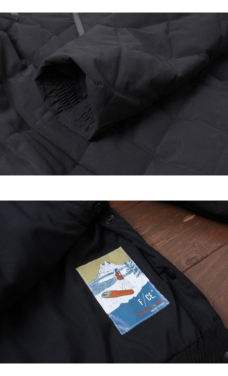 F/CE.×NANGA エフシーイー ナンガ RHOMBIC INNER DOWN JK ランビックインナーダウンジャケット F1702NA0016