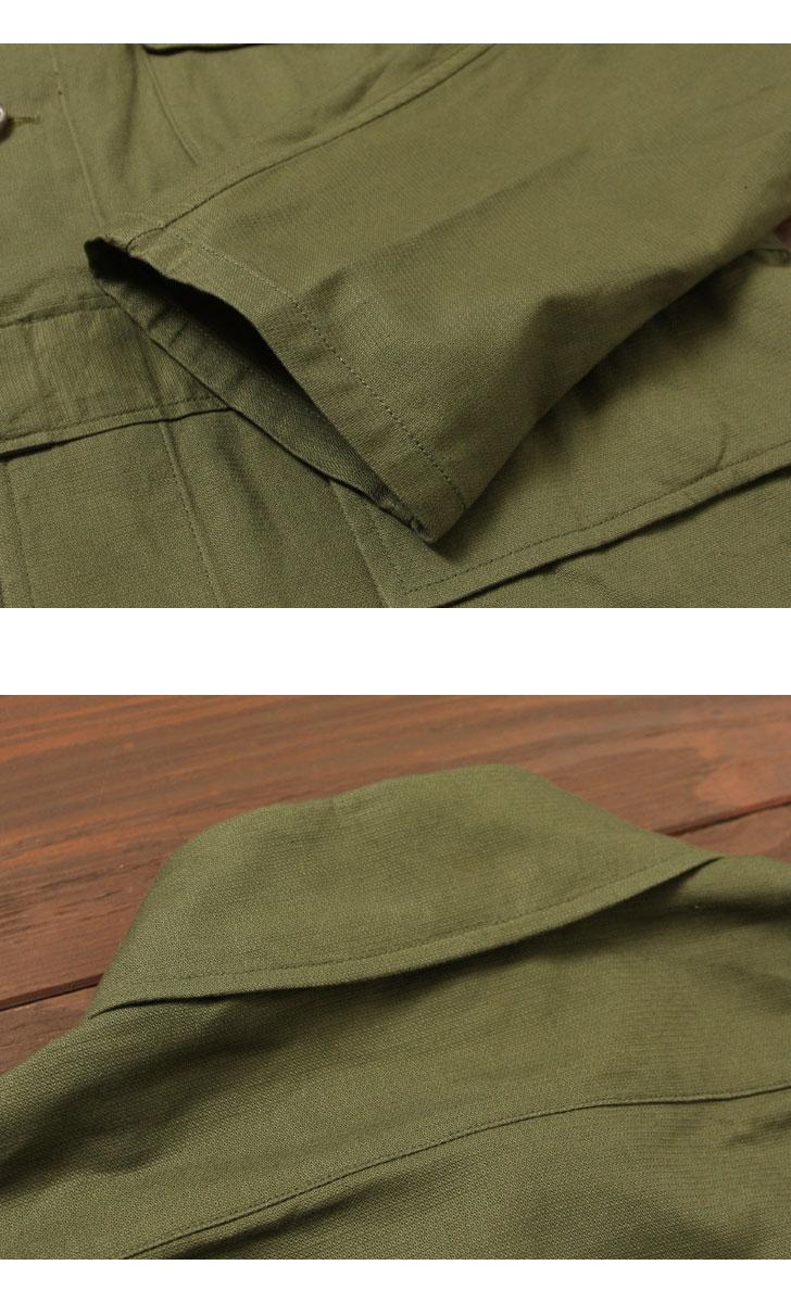 KAPTAIN SUNSHINE キャプテンサンシャイン Safari Jacket サファリジャケット KS7SJK07