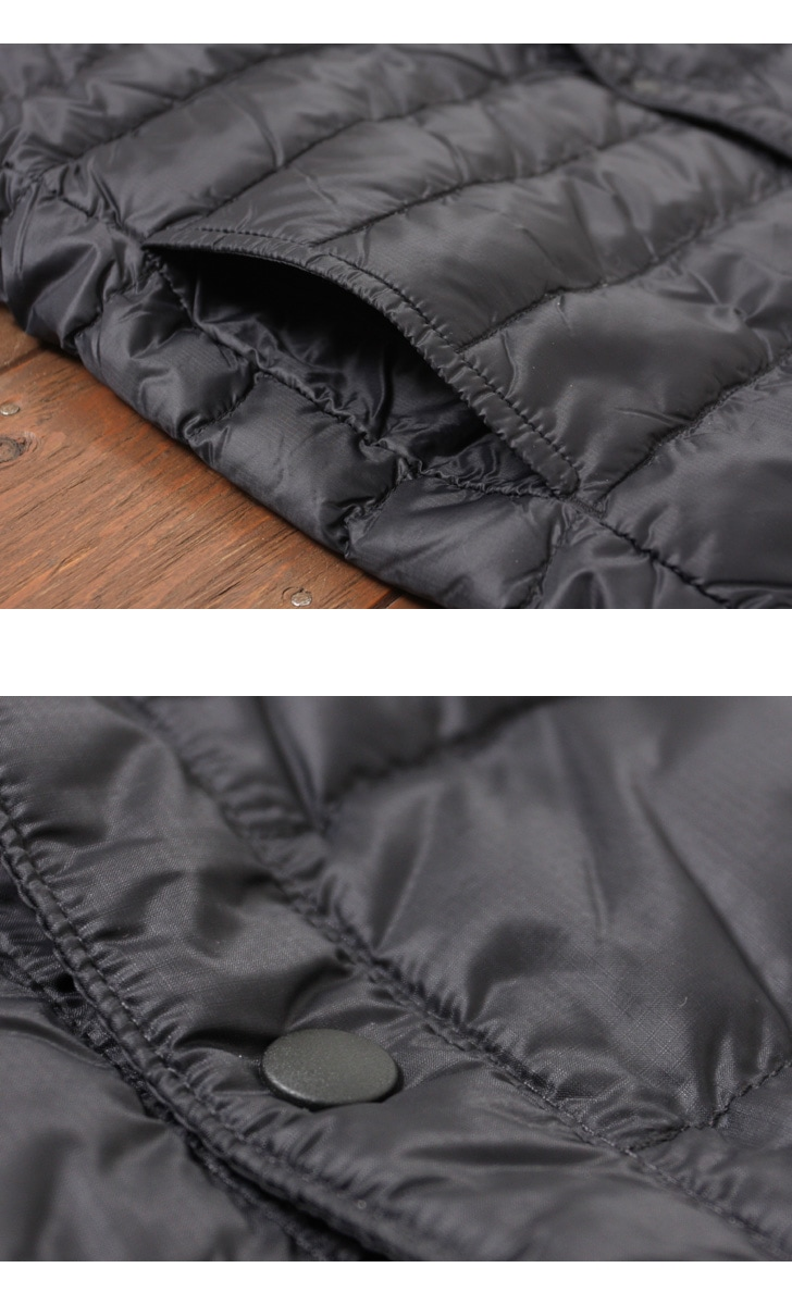 mont・bell モンベル インナーダウン スペリオダウン ラウンドネックジャケット メンズ #1101503