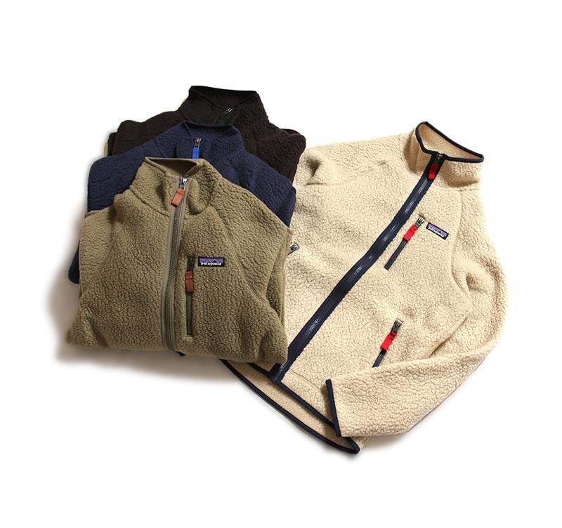 パタゴニア Patagonia レトロパイルジャケット メンズ M's Retro Pile Jacket フリースジャケット 22801 国内正規品