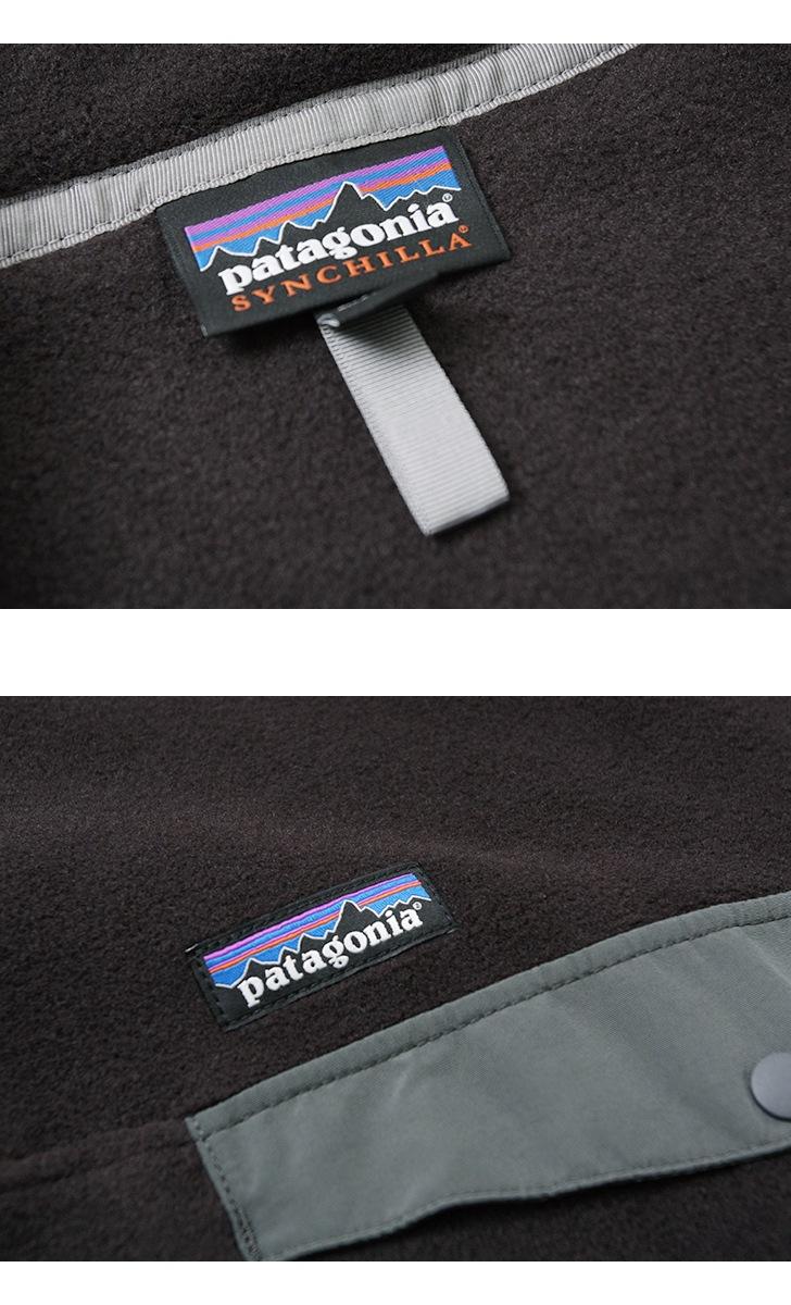 パタゴニア Patagonia メンズ ライトウェイトシンチラスナップTプルオーバー 25580
