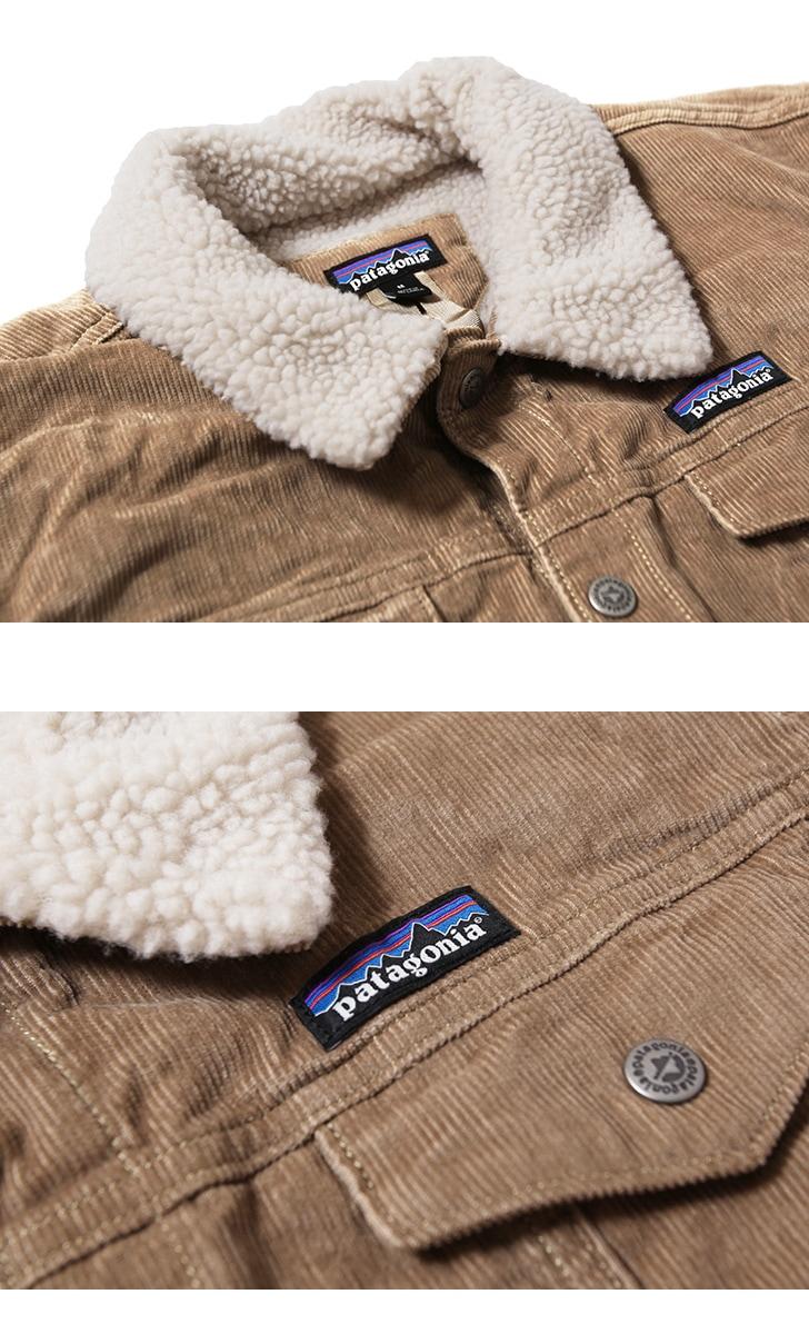 パタゴニア Patagonia メンズ パイル ラインド トラッカージャケット Men's Pile Lined Trucker Jacket 26520 国内正規品