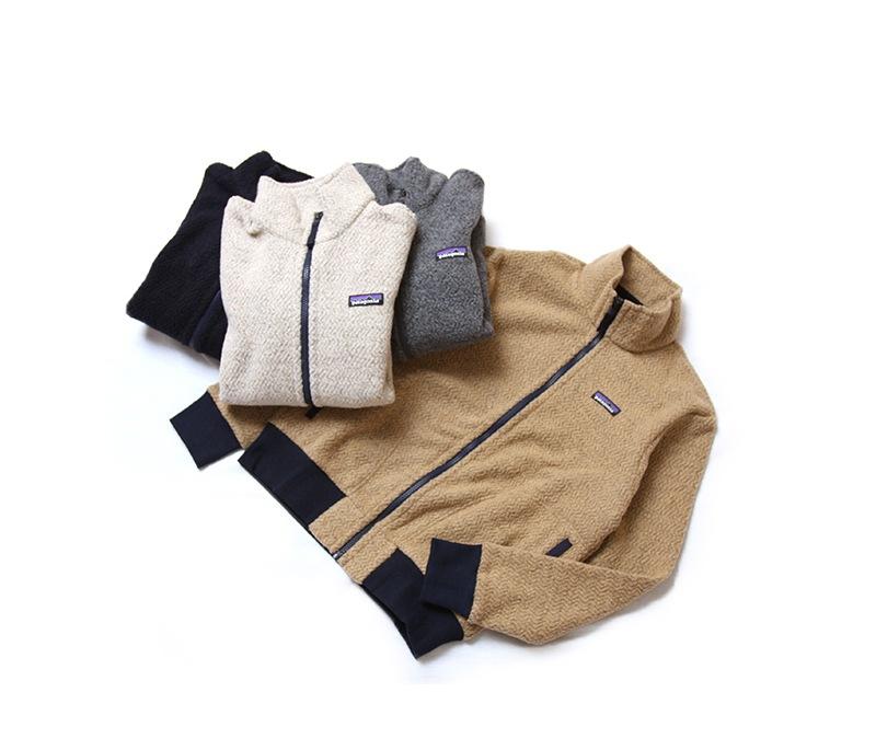 パタゴニア Patagonia メンズ ウーリエステルフリースジャケット M's Woolyester Fleece Jacket 26935 国内正規品