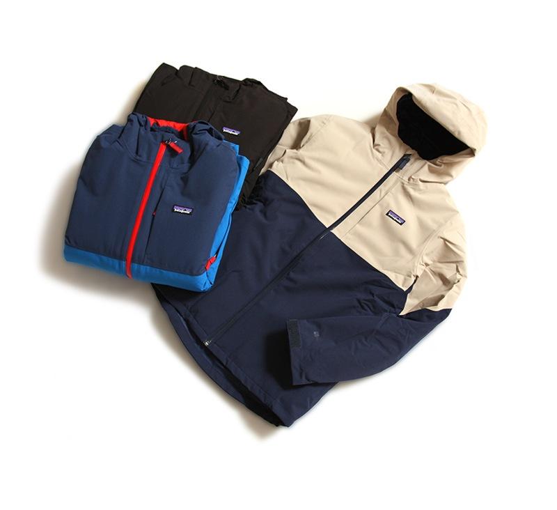 パタゴニア Patagonia ボーイズ・フォーインワン・エブリデー・ジャケット Boy's 4-in-1 Everyday Jacket 68035 国内正規品