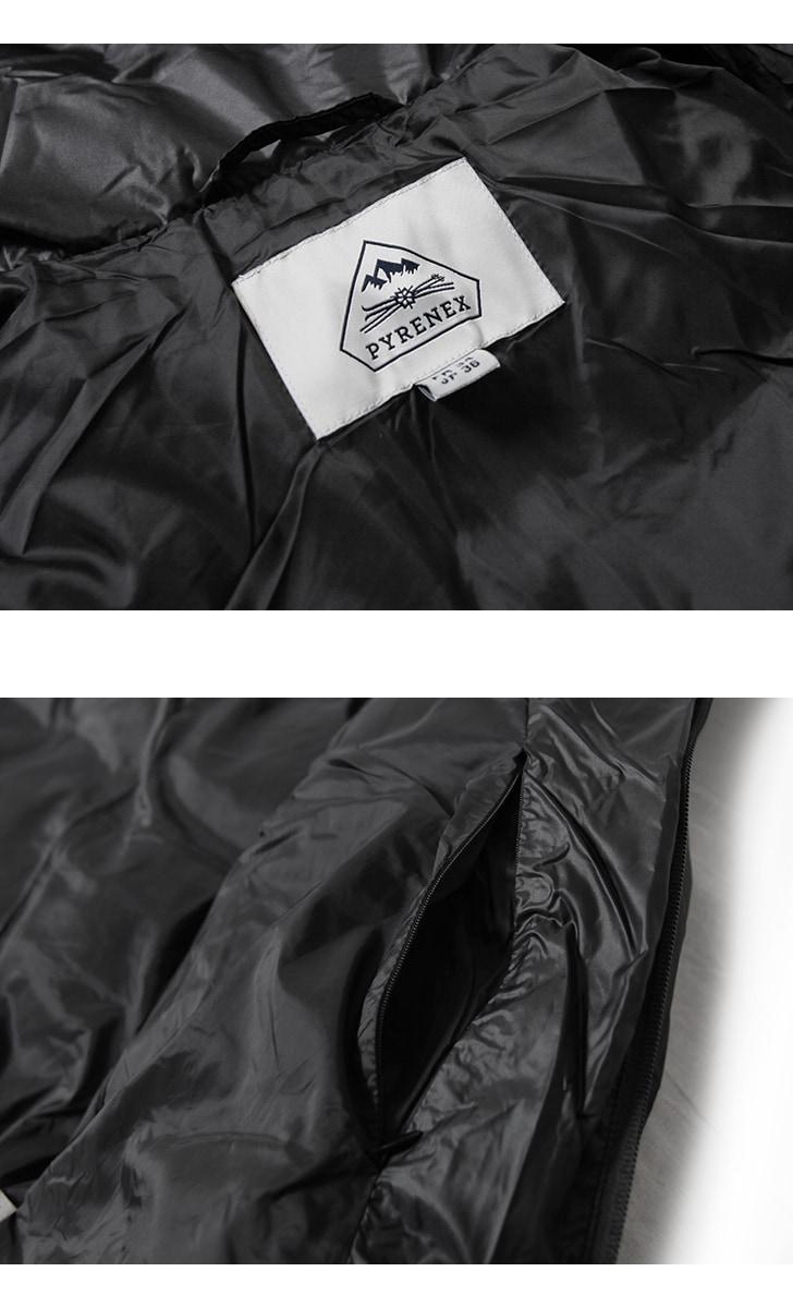 PYRENEX ピレネックスMARGAUX マルゴー HWM001 レディース ダウンジャケット 国内正規品