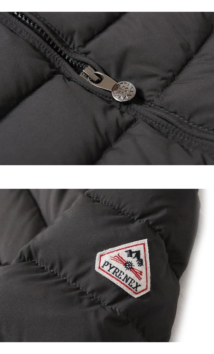 PYRENEX ピレネックス SPOUTNIC JACKET SOFT スプートニックジャケット ソフト HWK059 レディース ダウンジャケット 国内正規品
