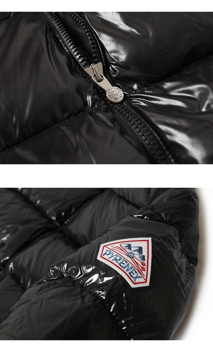 PYRENEX ピレネックス VINTAGE MYTHIC ヴィンテージミシック HMM016 メンズ ダウンジャケット 国内正規品