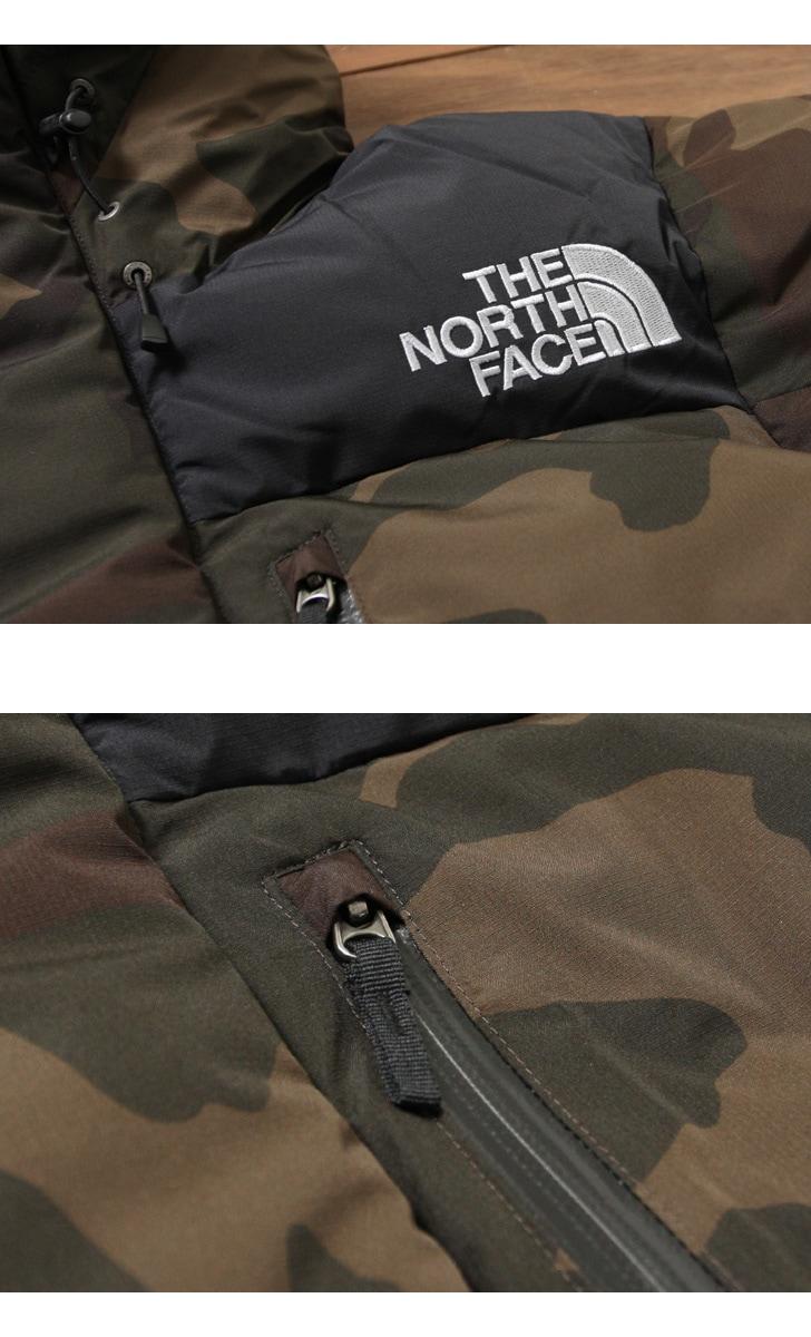 THE NORTH FACE ザ ノースフェイス ノベルティ バルトロライトジャケット ダウン カモフラ ND91720