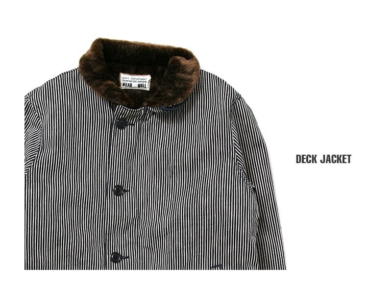 UES ウエス 901151 デッキジャケット