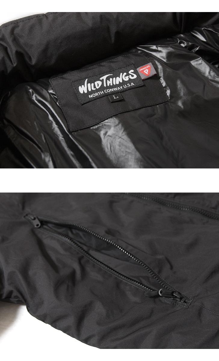 ワイルドシングス Wild Things ハッピージャケット HAPPY JACKET WT19103SN