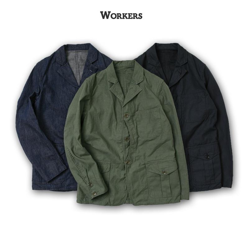 WORKERS ワーカーズ Cruiser Jacket クルーザージャケット