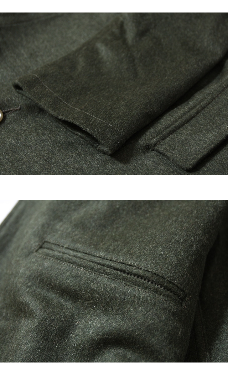 WORKERS ワーカーズ Lounge Jacket ラウンジジャケット Loden Cloth ローデンクロス