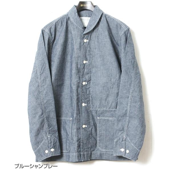 WORKERS ワーカーズ Shawl Collar Jacket ショールカラージャケット