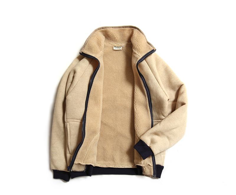 WORKERS ワーカーズ Sliver Fleece Jacket スライバーフリースジャケット