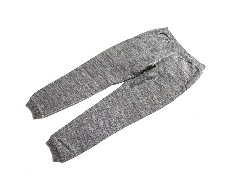 DUBBLEWORKS ダブルワークス 吊り編みスウェットパンツ TSURIAMI SWEAT PANTS 無地 87006