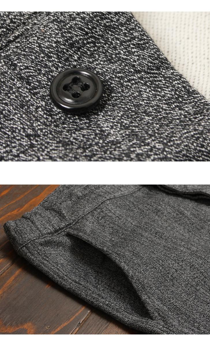 FOB FACTORY エフオービーファクトリー F0403 リラックススウェットパンツ RELAX SWEAT PANTS