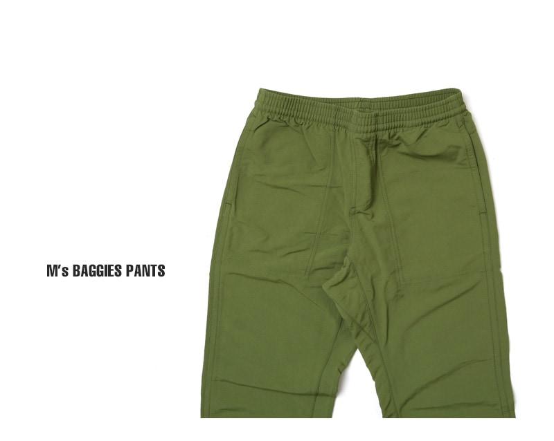 patagonia パタゴニア メンズ バギーズパンツ M's Baggies Pants 55211