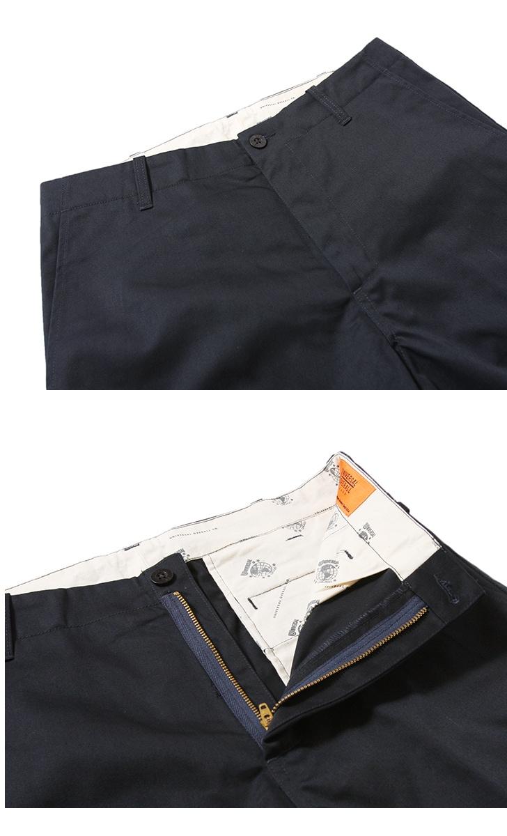 UNIVERSAL OVERALL ユニバーサルオーバーオール スタンダードフィット パンツ Standard Fit Pants T-03